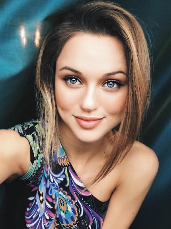 Дарья Руденок слитые фото