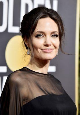 Анджелина Джоли слив фото