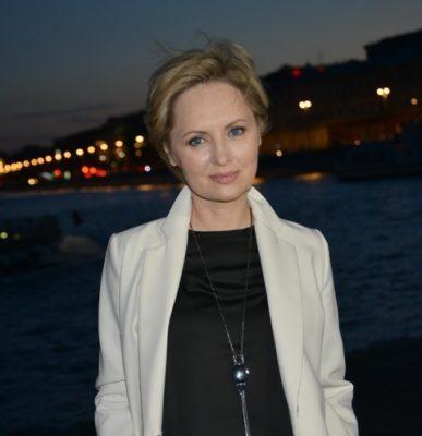 Елена Ксенофонтова голая