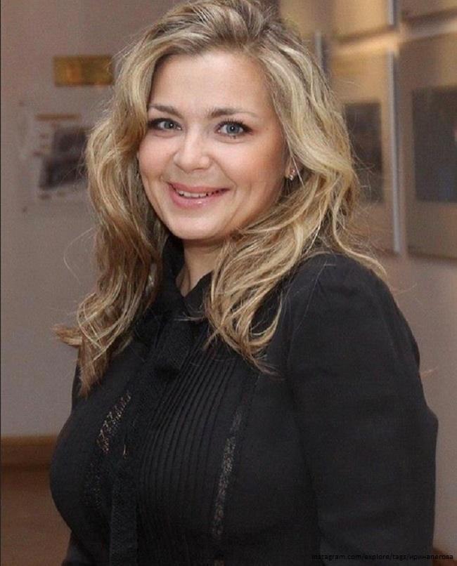 Голая Ирина Пегова
