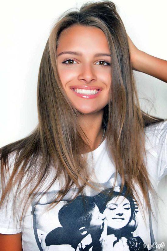 Каролина Севастьянова горячие фото