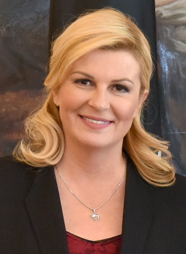 Колинда Грабар-Китарович горячие фото