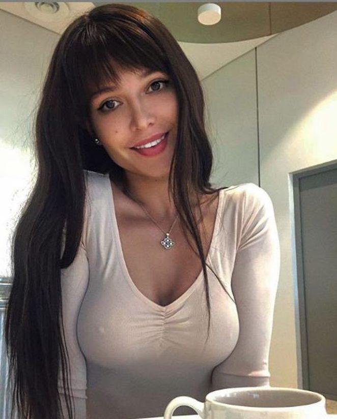 Мария Лиман голая