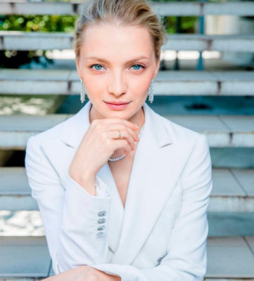 Екатерина Вилкова голая