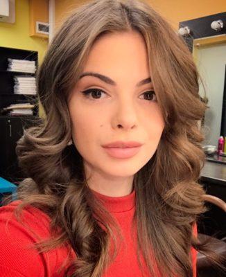 Софья Тартакова горячие фото