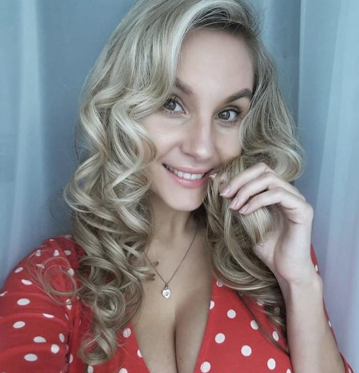 Анастасия Горбунова слитые фото