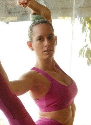 Natalie Mae Yoga nude