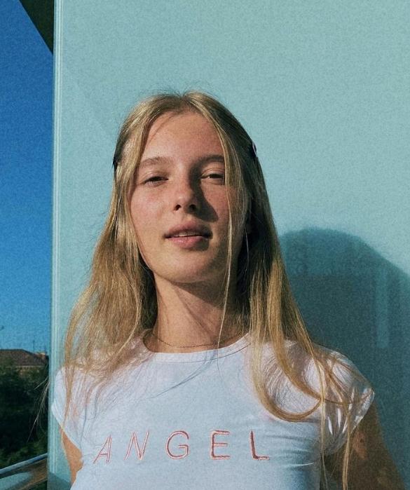 Alena Barhalenko nude