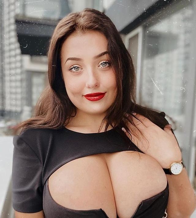 Milada Moore nude
