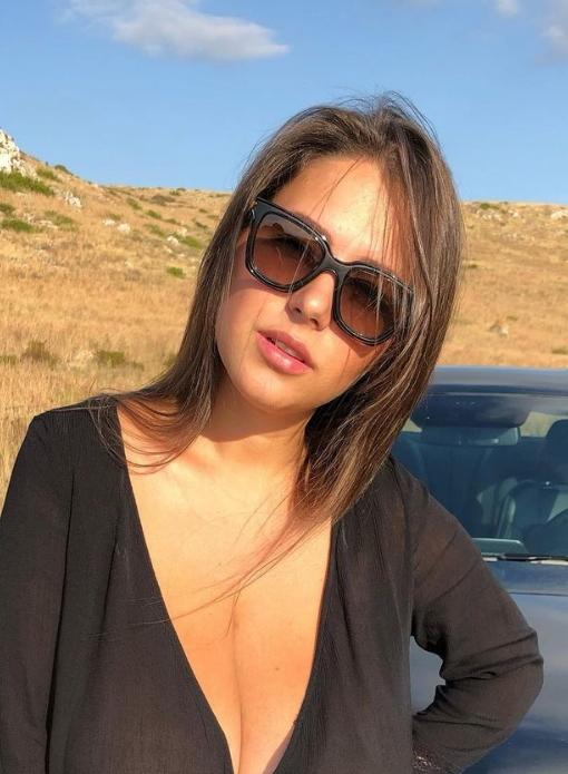 Adriana Fenice голая
