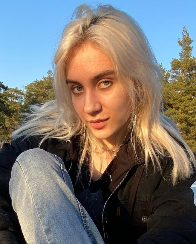 Алена Шметерова слив