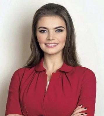 Алина Кабаева слив