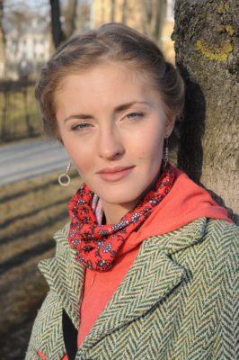 Анна Казючиц слив