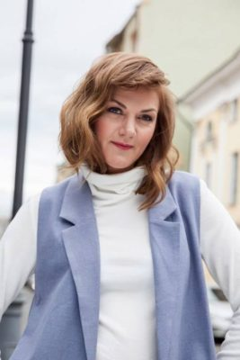 Анна Уколова слив